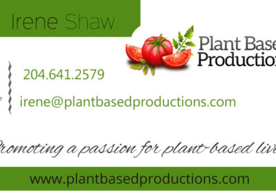 Plant Based Productions